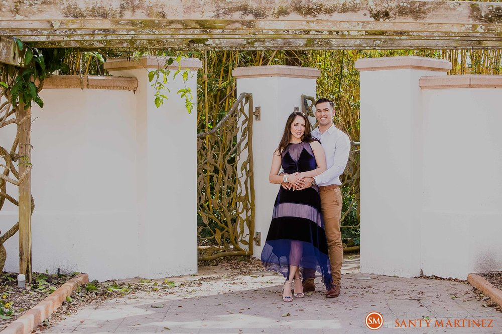 Engagement Session Florida Botanical Gardens - Photography by Santy Martinez-2.jpg