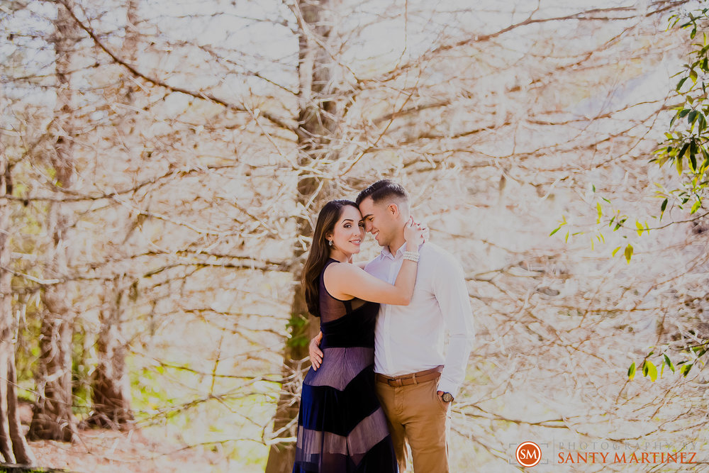Engagement Session Florida Botanical Gardens - Photography by Santy Martinez-7.jpg