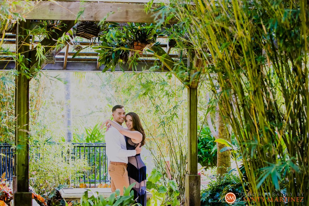 Engagement Session Florida Botanical Gardens - Photography by Santy Martinez-13.jpg