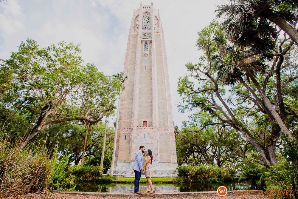 Engagement Session Bok Tower Gardens - Santy Martinez Photography-18.jpg