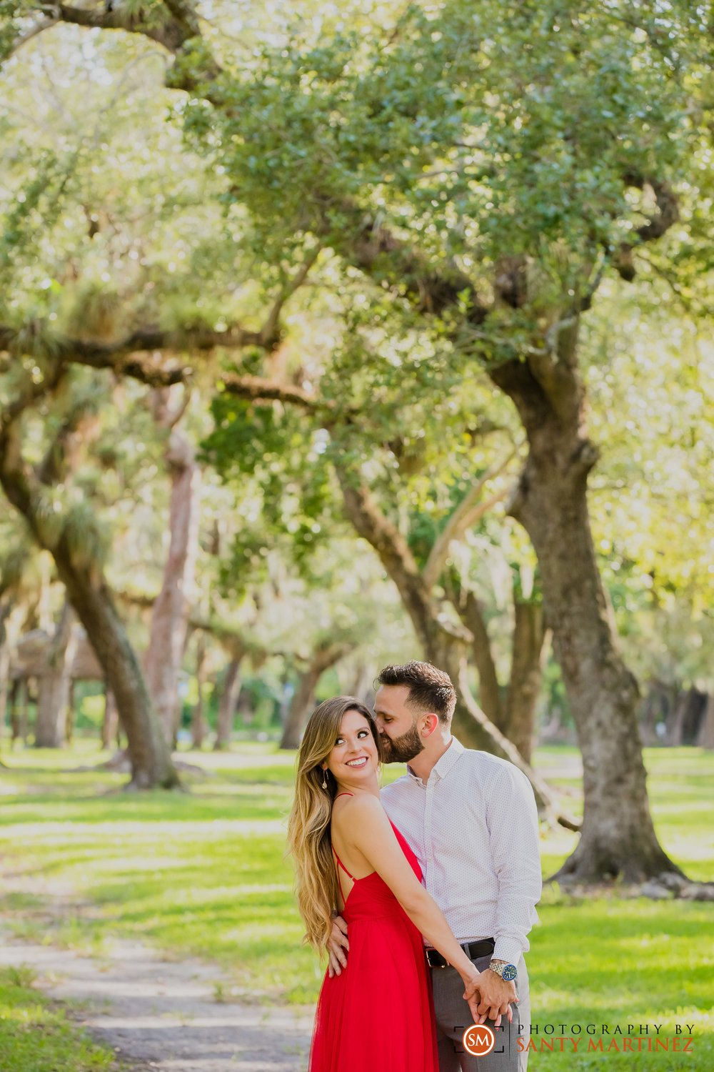 Engagement Session - Matheson Hammock Park - Santy Martinez Wedding Photographer-3.jpg