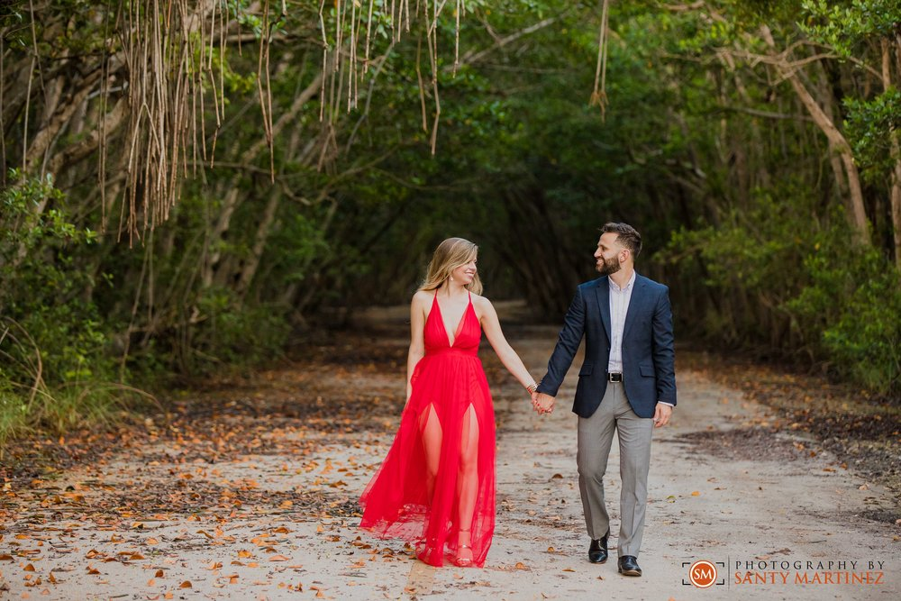 Engagement Session - Matheson Hammock Park - Santy Martinez Wedding Photographer-16.jpg