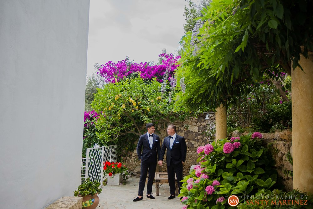 Wedding Capri Italy - Photography by Santy Martinez-13.jpg