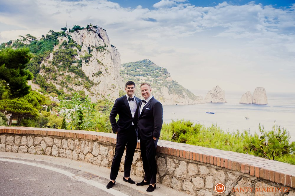 Wedding Capri Italy - Photography by Santy Martinez-24.jpg