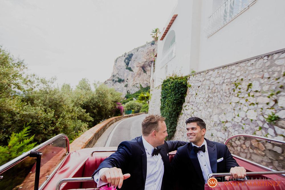 Wedding Capri Italy - Photography by Santy Martinez-27.jpg