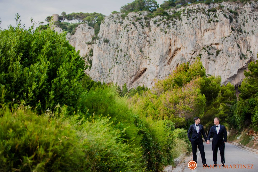Wedding Capri Italy - Photography by Santy Martinez-35.jpg