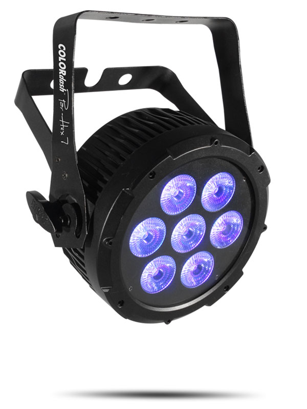Chauvet ColorDash Hex Par 7