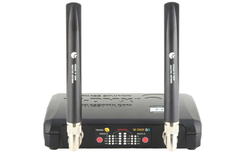 Wireless Solutions F2 black box G5