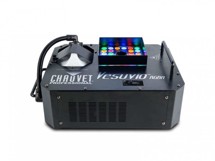 Chauvet Vesuvio RGBA Verticle For machine