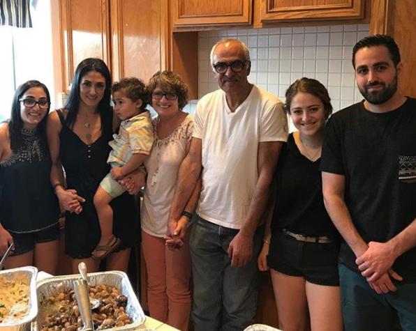 The Mahshi Family today