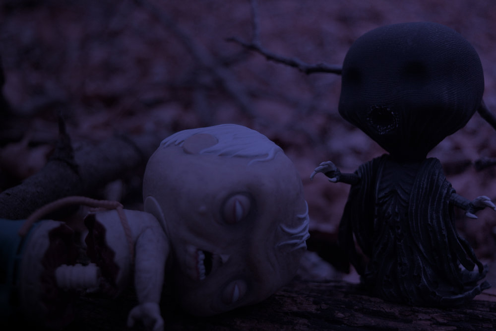Walker & Dementor Funko Pop