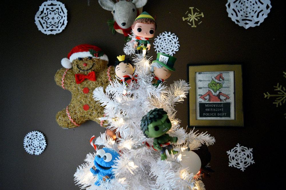 Funko Pop Christmas
