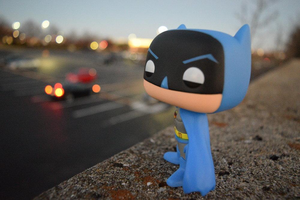 Batman (Adam West) Funko Pop