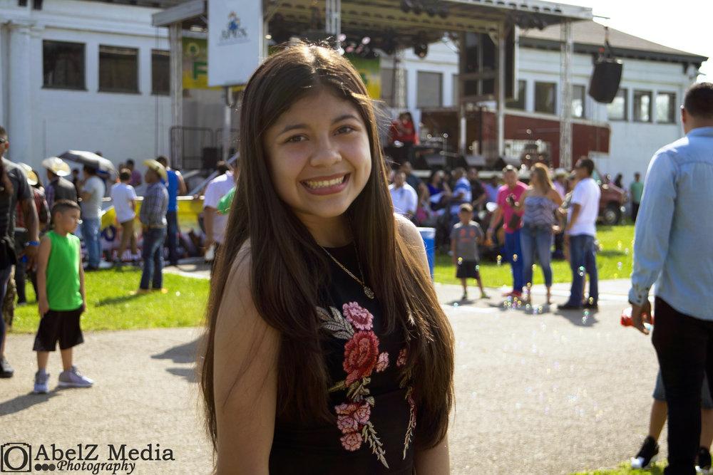 Fiesta del Pueblo Talent Show 1st Place - Michelle Pimentel