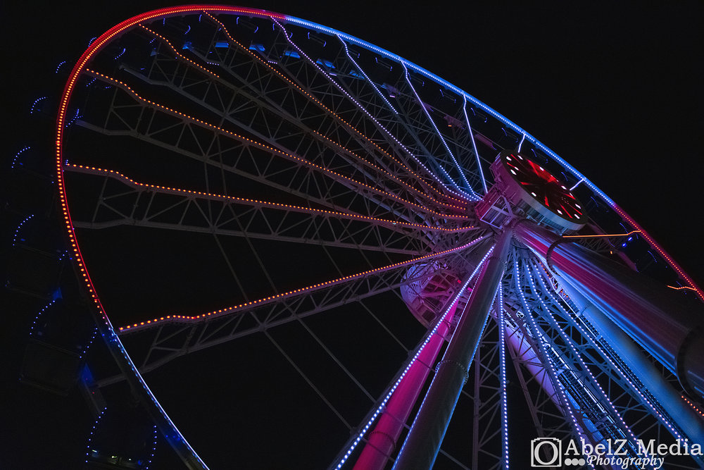 Centennial Wheel - Navy Pier Chicago