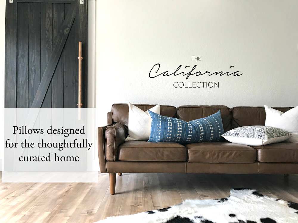 Grace Filled Interiors — The California Collection + A Collaboration ...