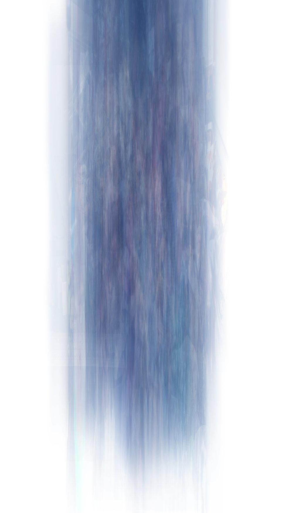 "Eroding History 3  Archival Pigment Print  63"" x 36"", 2018."