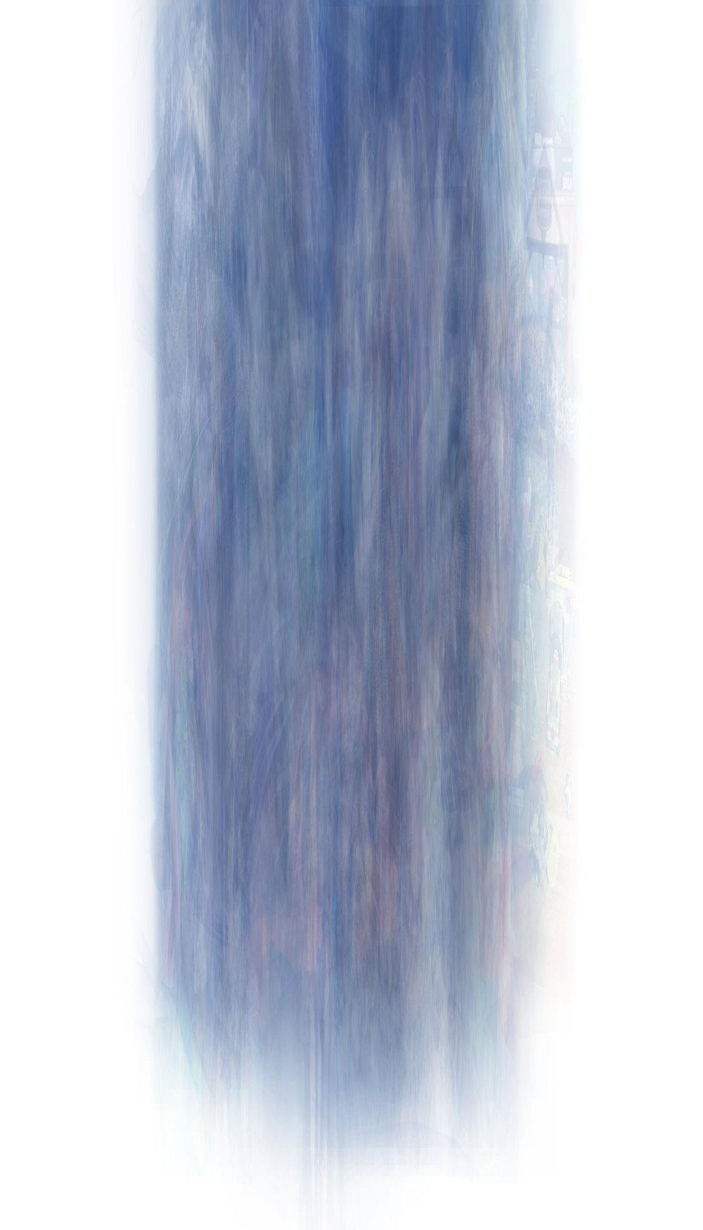 "Eroding History 5  Archival Pigment Print  63"" x 36"", 2018."