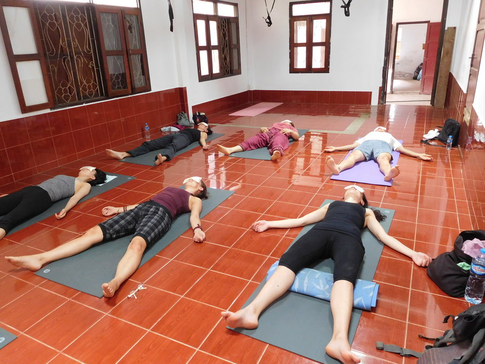 Yoga nidra -