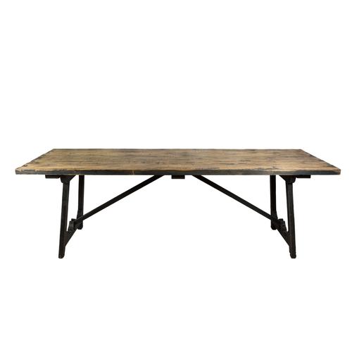 Craftsman Dining Table Blueprint Studios Event Rentals San