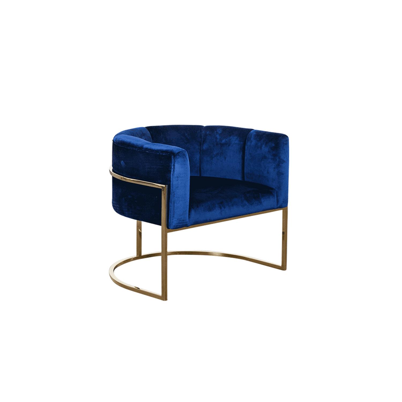 Paladin Accent Chair Blueprint Studios Event Rentals San Francisco Bay Area