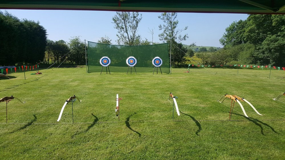 sporting activities in Derbyshire