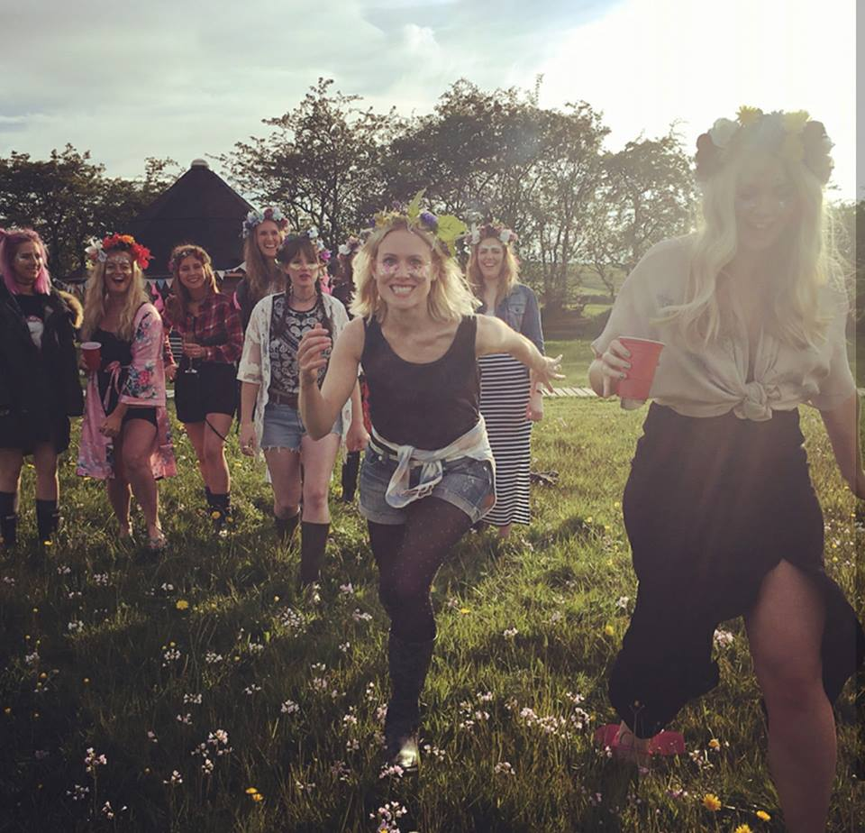 hen do's derbyshire