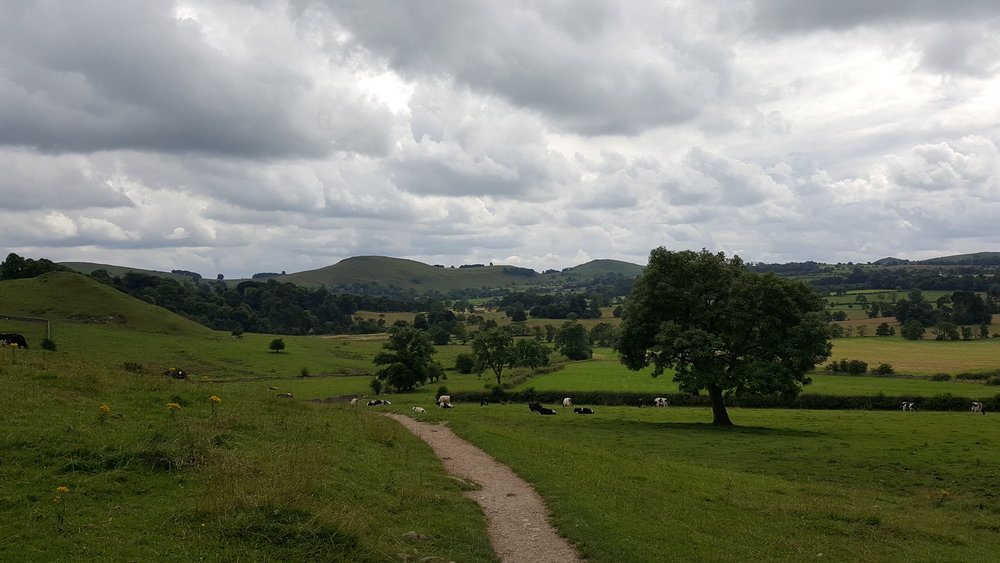 Hartington to Beresford Dale walk