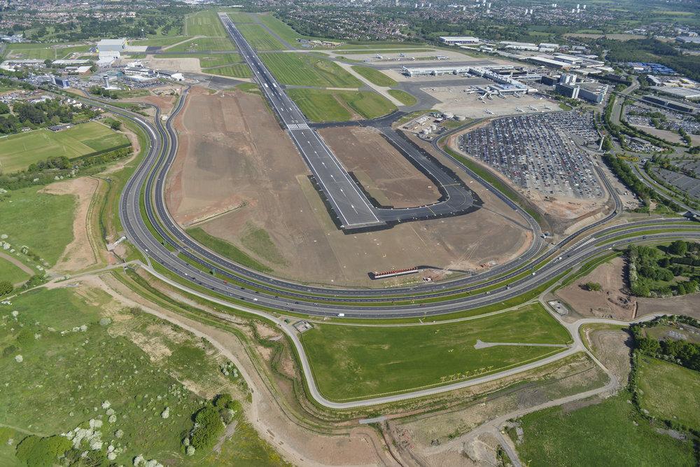 Colas - West Midlands Airport