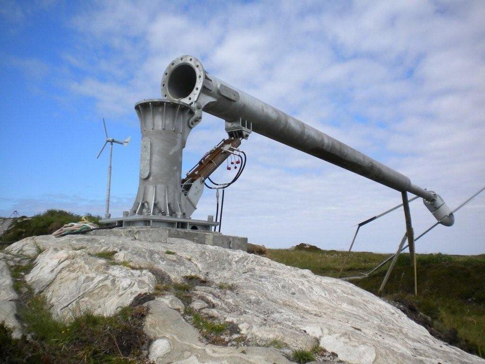 Hutchinson Engineering - Isle of Coll