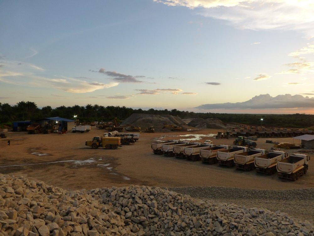 Tonkolili Iron Ore Mine - Sierra Leone