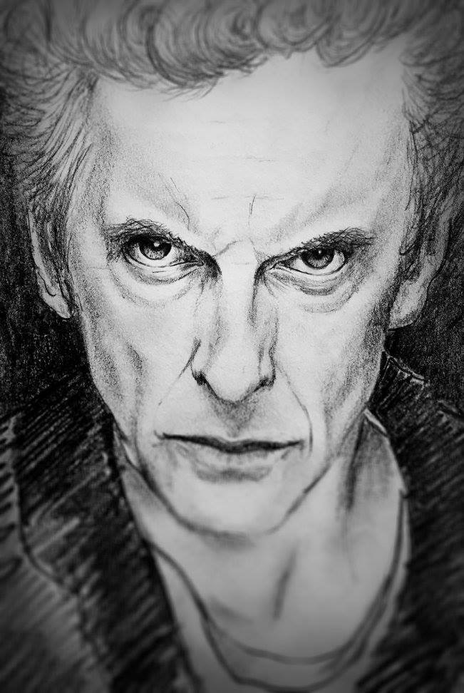 Peter Capaldi as The Doctor (Doctor Who)
