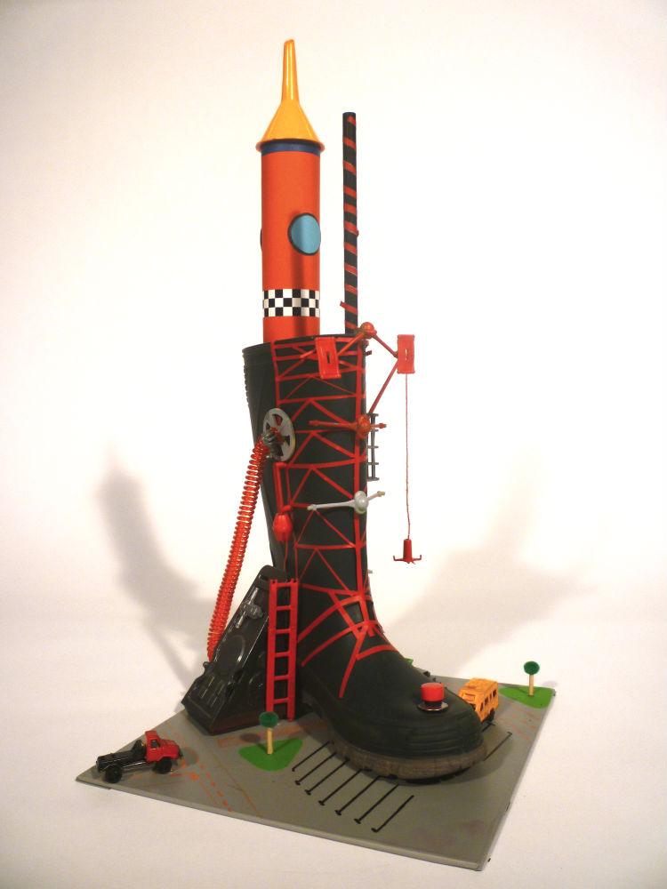 Raketenstation