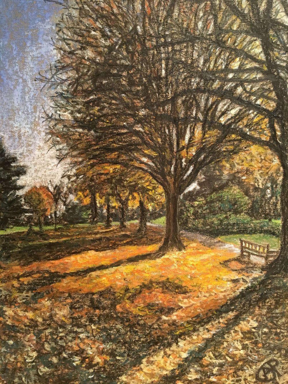 Autumn in Friary Park by Alice Parsloe.JPG