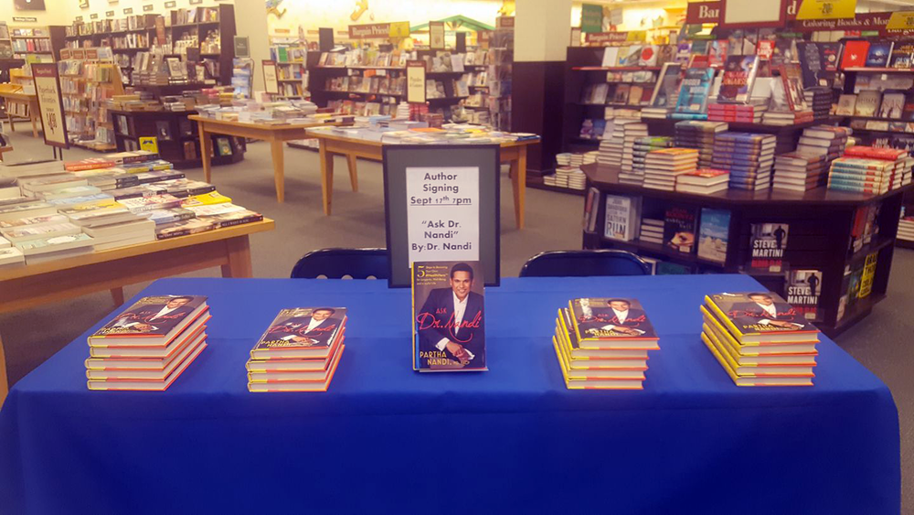Barnes & Noble - Brighton, MI - Monday, September 17th