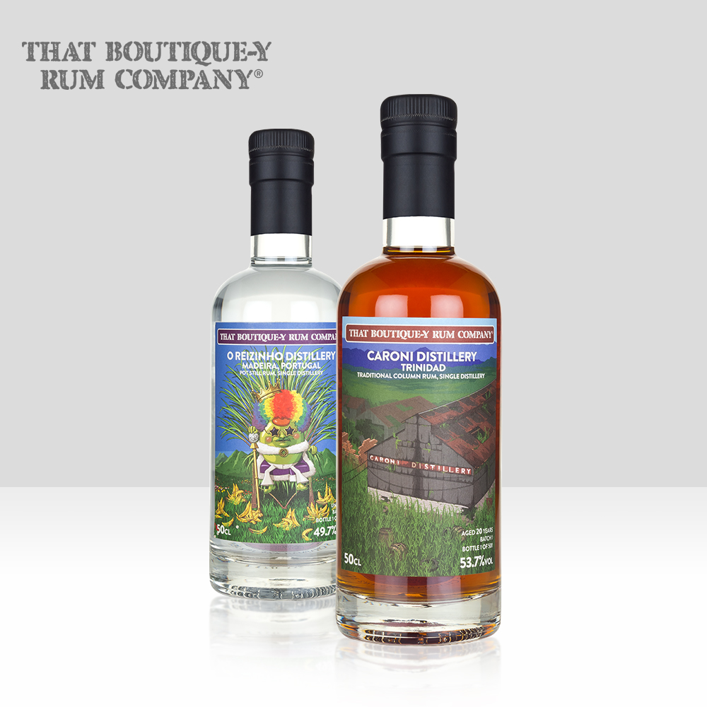 Established in 2018, TBRC is an independent bottler on a mission to bring order and transparency to the world of rum. The range invites you to discover long lost distilleries, explore unusual provenances and savour unusual rum casks.   Find out more here…