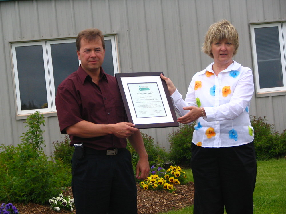 Award of Merit, Compost Council of Canada