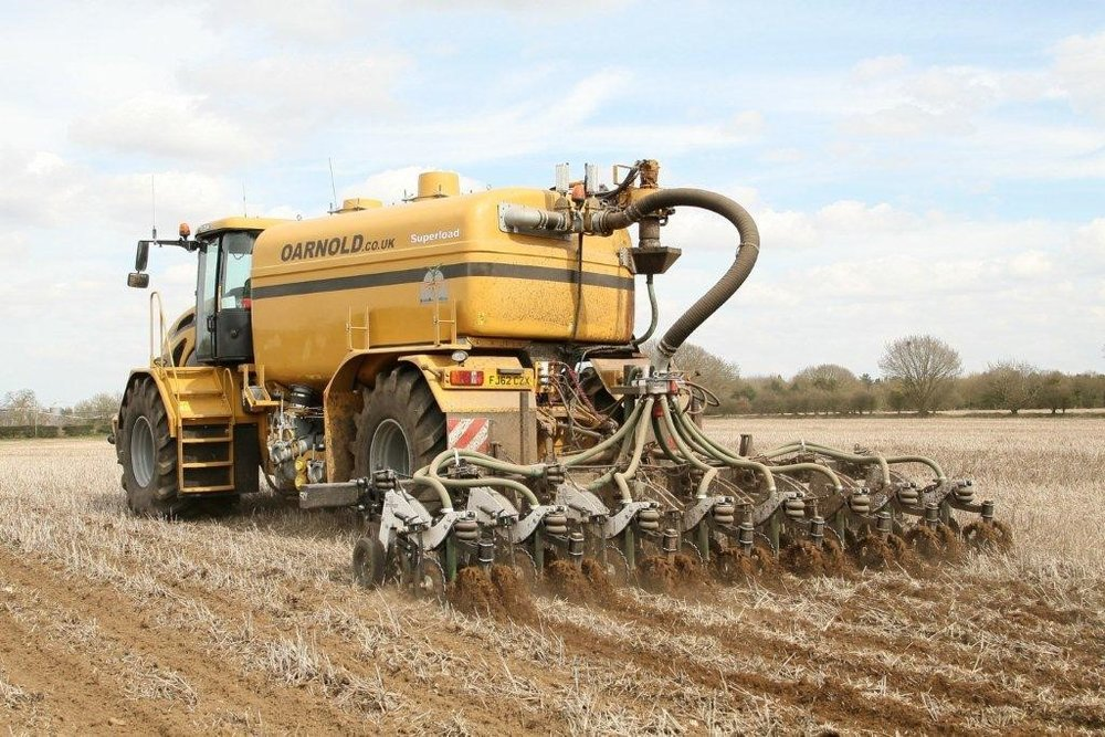 Digestate for free -