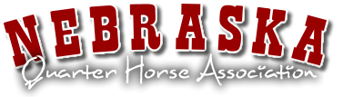 Welcome to the nebraska quarter horse association