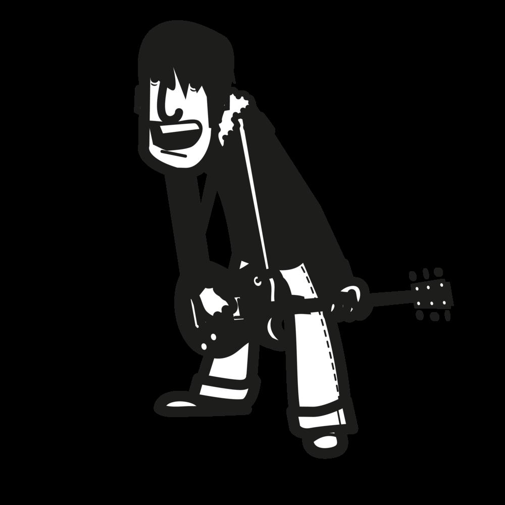 Gieri C. - Pady gestaltet seinen Unterricht individuell, in verschiedenen Stilrichtungen und versucht auf die persönlichen Musikwünsche einzugehen. Als leidenschaftlicher Gitarrist vermittelt er im Unterricht eine gute Mischung aus Praxis und Theorie, ohne dass es langweilig wird. Im Gegenteil, die Übungsstunden gehen jeweils viel zu schnell vorbei! Er findet dabei eine gute Mischung aus Übungen die fordern und Fortschritte erlauben, und trotzdem nicht überfordern. Zu seinem modernen Unterrichtskonzept gehören Audiofiles der Übungsstücke und Backingtracks sowie Musik- und Lehrvideos auf seinem Youtube-Kanal.
