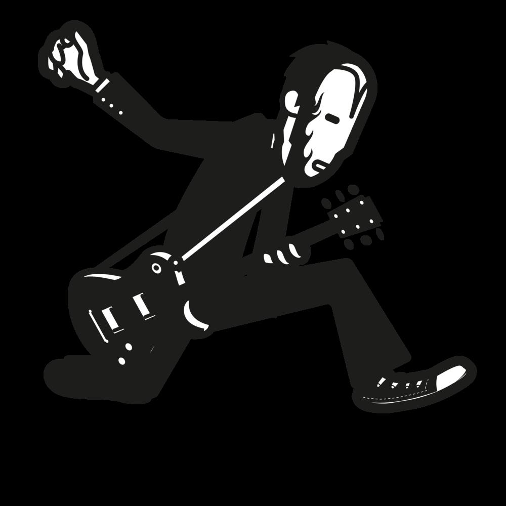 Markus H. - Zu Pady haben mich seine schönen Les Paul Gitarren gelockt, geblieben bin ich wegen seines hervorragenden Gitarrenspiels und seiner Fähigkeit, auch schwierige Inhalte spielend leicht zu vermitteln. Was mich bei Pady besonders beeindruckt, ist wie er ein Bewusstsein für das Feeling, die Stimmung und den Ton selbst schafft. Ich verstehe meine Gitarre nun viel besser und kann mich auch im Songwriting und Solospiel in meiner Band zunehmend austoben. Dank Pady bleibt das Griffbrett für mich kein Mysterium mehr, sondern wandelt sich langsam aber sicher immer mehr in ein Zuhause.