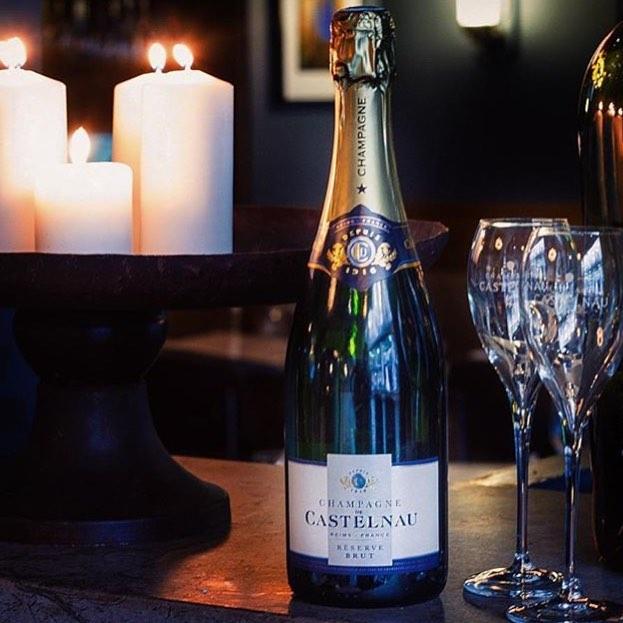 Idag har vi after work från 16:00-18:00 glas champagne för 100kr  varmt välkommen!