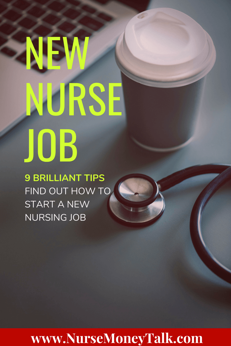 Starting a new nursing job can be very challenging. The most important thing to remember is…