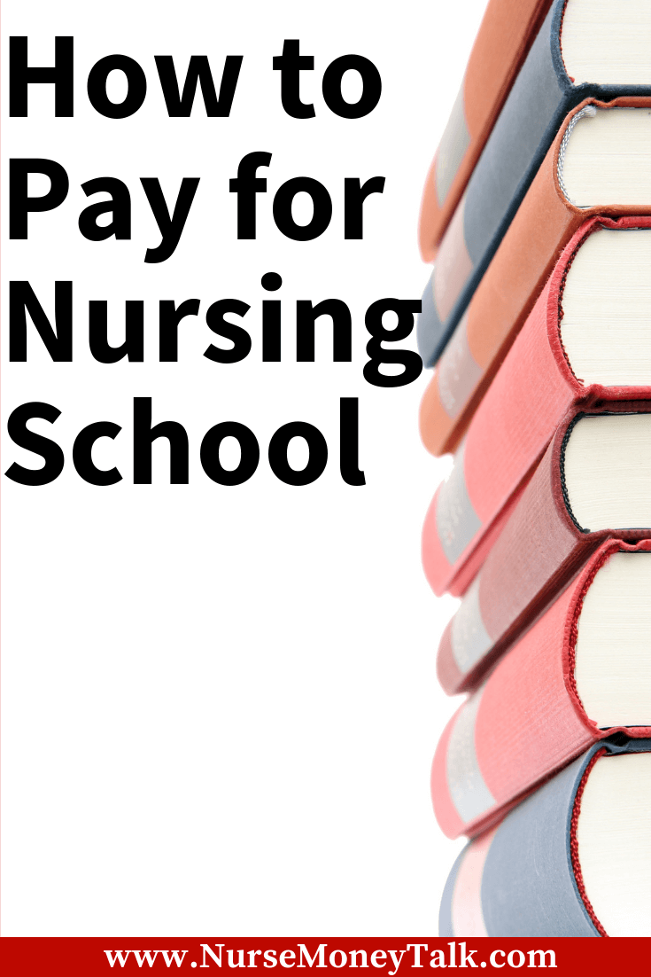 This articles going to cover ways to pay for nursing school. #bsn #adn #nursingschool