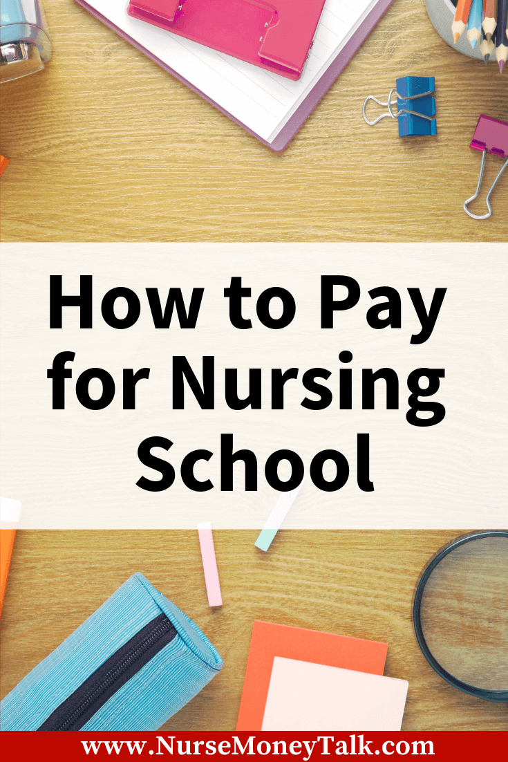 This articles going to teach you how to get nursing school paid for. #nursingschool
