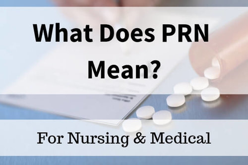 Nurse abbreviations
