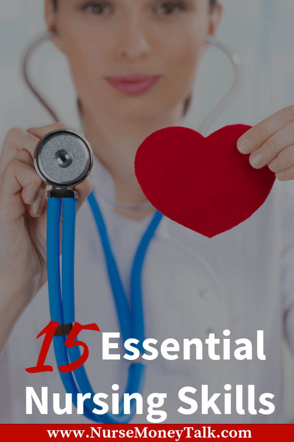 This article is going to go over the essential nursing skills new and experienced nurses should have. #newnurse #newgradnurse #professionofnursing