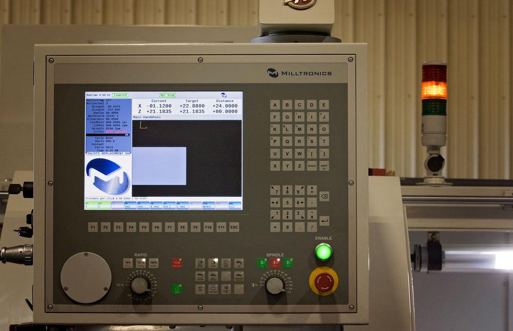 CNC Milltronics ML18/60 -