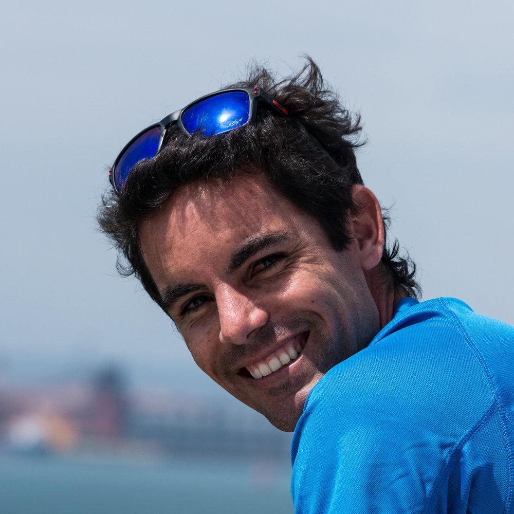 Alejandro Cabrera Mesa - Laser Radial4.7 Coach