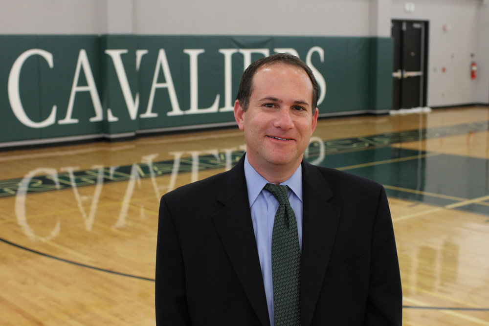 New Athletic Director Andy Pogach Plans for the Future